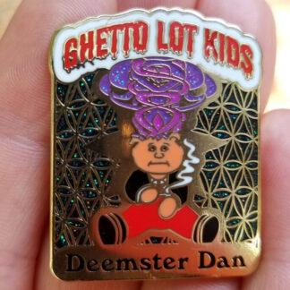 deemster Dan DMT pin