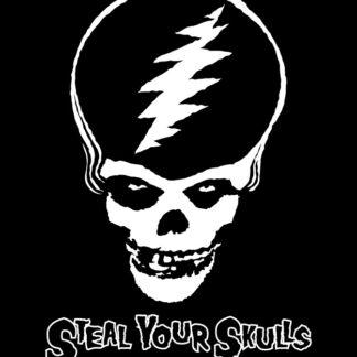Grateful Dead Misfits abomination of a sticker