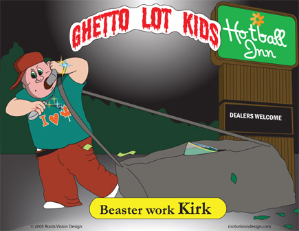 Beaster Work Kirk