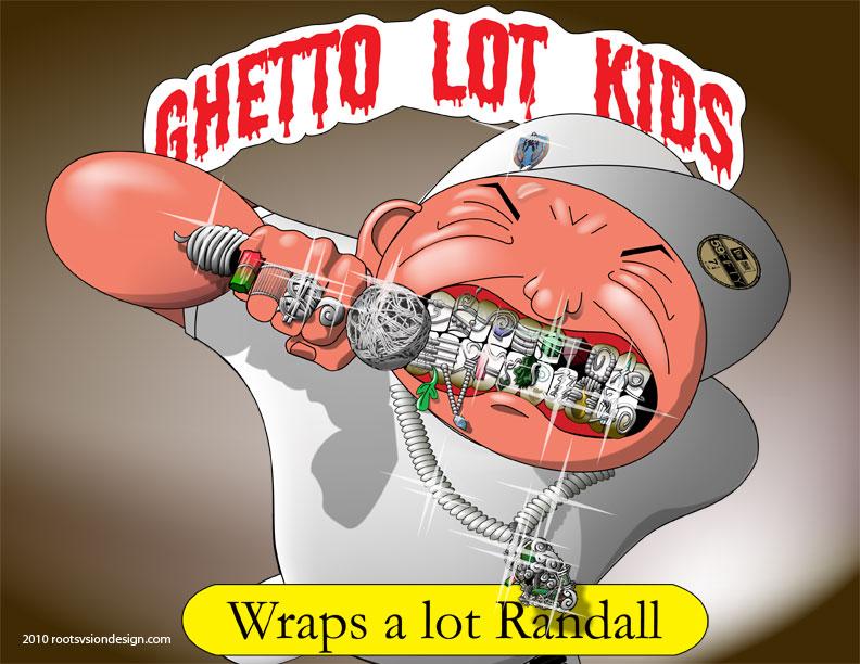 The wire wrap gangsta
